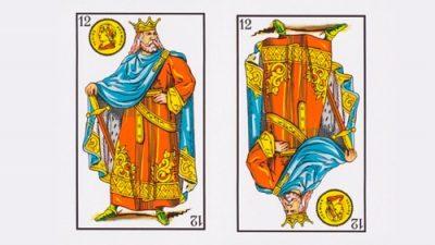 Significado Rey de Oros Tarot Baraja Española
