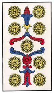 9 nueve de oros tarot marsella de alejandro jodorowsky