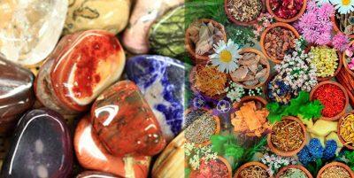 Propiedades Mágicas de las Piedras y Plantas