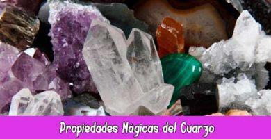 Propiedades Mágicas del Cuarzo