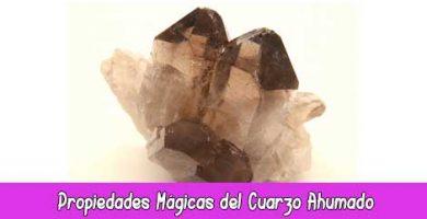 Propiedades Mágicas del Cuarzo Ahumado