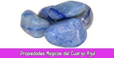 Propiedades Mágicas del Cuarzo Azul o Aqua Aura