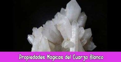 Propiedades Mágicas del Cuarzo Blanco