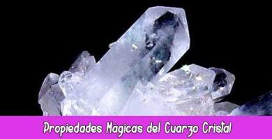 Propiedades Mágicas del Cuarzo Cristal