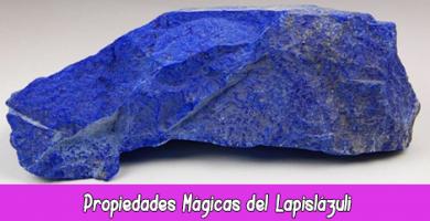 Propiedades Mágicas del Lapislázuli