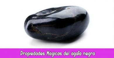 Propiedades Mágicas del ágata negra