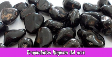 Propiedades Mágicas del onix