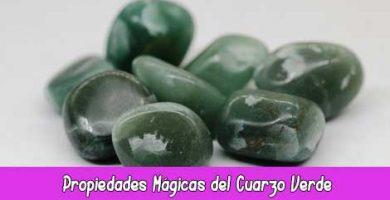 Propiedades Mágicas del Cuarzo Verde