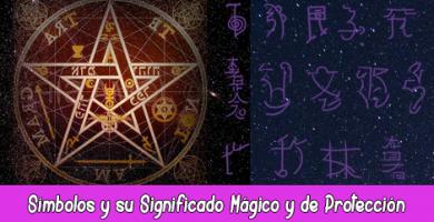 Símbolos y su Significado Mágico y de Protección