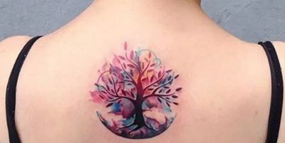 Tatuajes con significado Espiritual