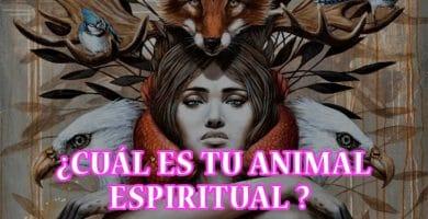 cual es tu animal espiritual