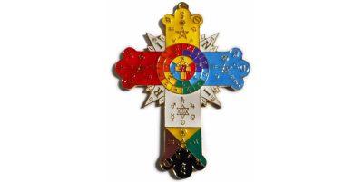 La Cruz Ocultista de la Sociedad Hermética del Alba Dorada