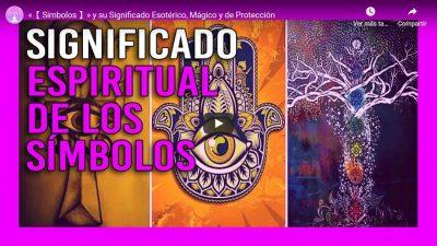 Significado Espiritual de los Simbolos