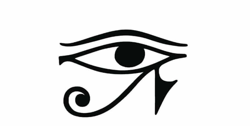 significado espiritual del ojo de horus