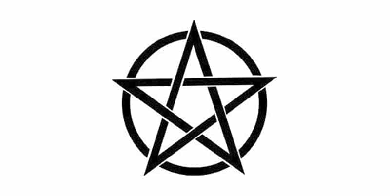 significado espiritual del pentagrama