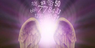 Contacto con Ángeles y Árcangeles numerologia angelical