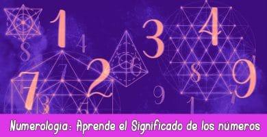Numerología: Aprende el Significado de los números