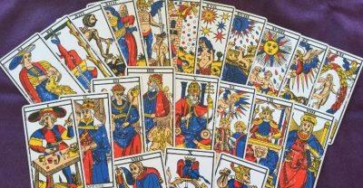 Significado de las cartas del tarot | Arcanos mayores y menores