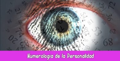 Numerología de la Personalidad