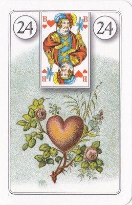 el corazón lenormand