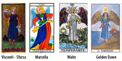 la templanza significado
