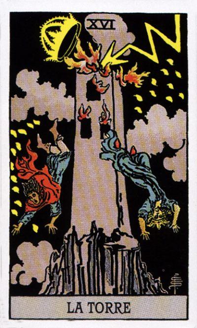 la torre significado