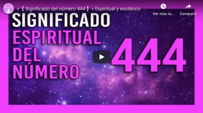 significado espiritual del 444