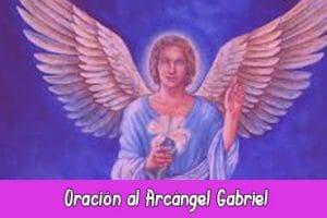 Oración al Arcángel Gabriel