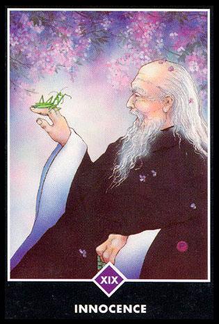 Tarot Osho Zen Inocencia significado