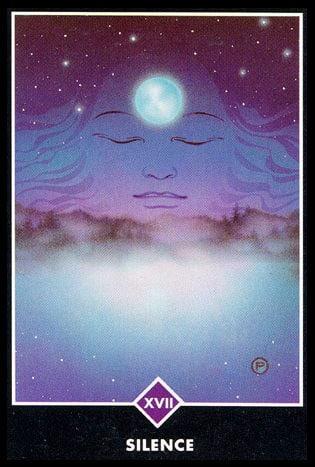 Tarot Osho Zen Silencio significado