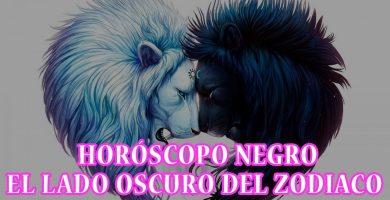 horoscopo negro el lado oscuro de los signos del zodiaco