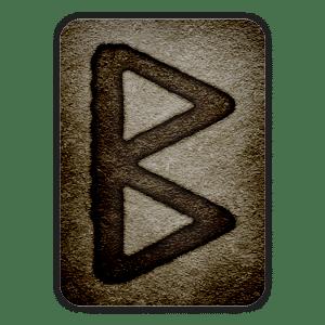 Significado de la Runa Berkana en el Oráculo Vikingo