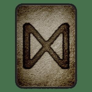 Significiado de la Runa Dagaz en el Oráculo Vikingo