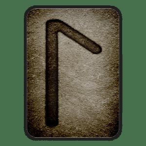 Significado de la Runa Laguz en el Oráculo Vikingo