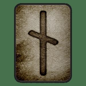 Significado de la Runa Nauthiz en el Oráculo Vikingo