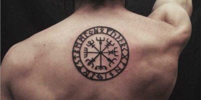 Tatuaje de la Runa Perth
