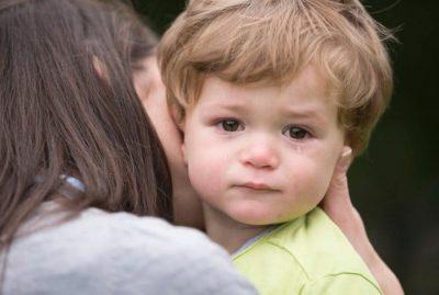 mal de ojo en bebés
