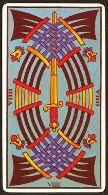 9 de espadas marsella