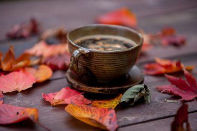 Lectura de hojas de té