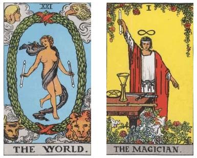 el mundo y el mago