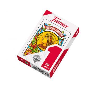 mazo de cartas de la baraja española tarot
