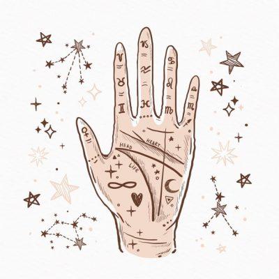 quiromancia lectura de manos