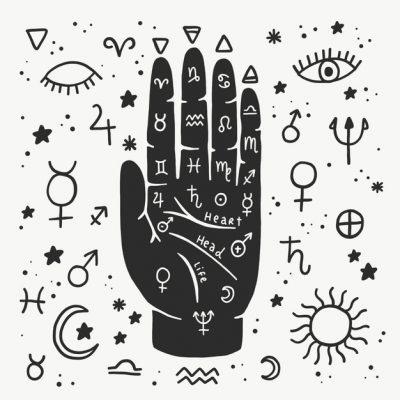 quiromancia predicciones de la mano
