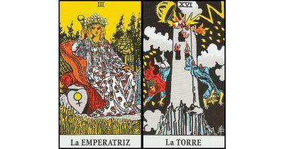 combinaciones la emperatriz y la torre