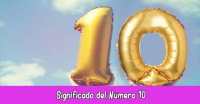 significado del número 10