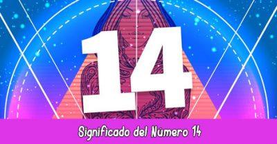 significado del número 14