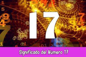 significado del número 17