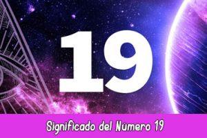significado del número 19