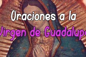 oracion milagrosa virgen de guadalupe