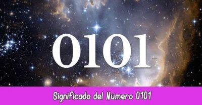 Significado del Número 0101